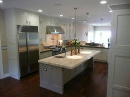 Sage Green Kitchen Cabinets With White Appliances by Stainless Steel Appliances Design Ideas