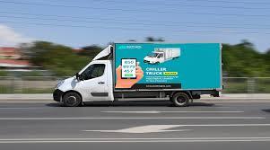 100 Freezer Truck Transport Refrigerator Rental In Dubai Order Now 050 8979 457