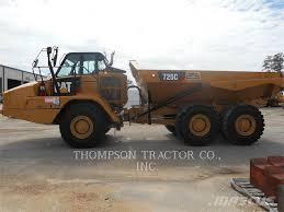 Caterpillar -725c-t4f - Articulated Dump Truck (ADT), Price ...