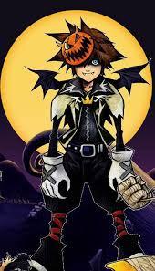 Halloween Town Sora by Arenas Gaia Online