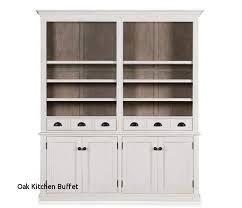 Elegant Unfinished Buffet Cabinet New Oak Kitchen Than Awesome Sets