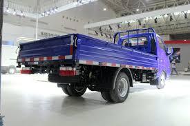 100 Gasoline Truck DFAC Tuyi Mini With Engine 110HP