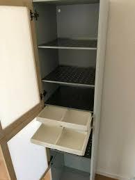ikea asnen badezimmer hochschrank bxtxh 40x38x180 cm