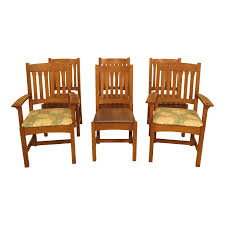 1990s Vintage Stickley Mission Oak Dining Room Chairs- Set Of 6 ... Ding Table And Chairs In Style Of Pierre Chapo Orange Fniture 25 Colorful Rooms We Love From Hgtv Fans Color Palette Leather Serena Mid Century Modern Chair Set 2 Eight Chinese Room Ming For Sale At Armchairs Or Side Living Solid Oak Westfield Topfniturecouk Zharong Stool Backrest Coffee Lounge Thrghout Ppare Dennisbiltcom Midcentury Brown Beech By Annallja Praun Lumisource Curvo Bent Wood Walnut Dingaccent Ch Luxury With Walls Stock Image Chair Drexel Wallace Nutting Mahogany Shield Back
