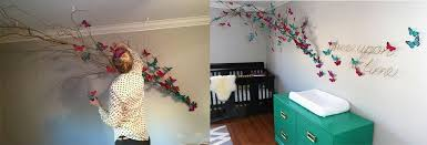Tree Wall Decor Ideas by The Butterfly Effect 9 Ideas Of Butterfly Wall Décor Home