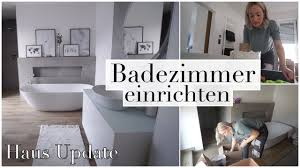 badezimmer dekorieren sortieren einrichten i update wohnzimmer i 4wände5herzen