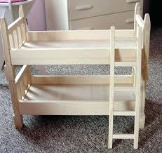 Badger Basket Doll Bed by Armoire Badger Basket Doll Armoire Bunk Beds With Ladder Fits