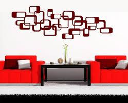 retro wandtattoo cubes dekoration würfel wandtattoos