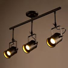 Large Size Of Lightingwonderful Industrial Style Track Lighting Photos Design Rustic Adjustable Heads Led