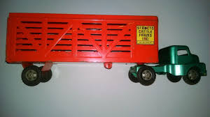 1950'S STRUCTO CATTLE Truck And Trailer Vintage Toy Pressed Steel ... Matchbox Lesney No 1 2 Mercedes Lorry Trailer 1960s Made In Road Truck 3asst City Summer Brands Products Www Dodge Cattle Cars Wiki Fandom Powered By Wikia 116th Wsteer Bruder Includes Cow Britains Farm Toys Page Scale Models Pistonheads Structo Livestock Truck Trailer C3044 Vintage Toy Farm Ranch Cattle 164 Custom Streched Tsr Intertional And Dcp Wilson Cattle Trailer Oxford Diecast Wm Armstrong Livestock Model Metal Toy Trucks Wwwtopsimagescom Amazoncom Mega Big Rig Semi 24 Childrens Channel Unboxing Playtime Toys For Fun A Dealer