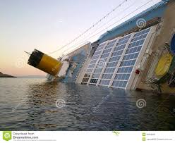 Cruise Ship Sinking Italy by Sinking Cruise Ship Costa Concordia Editorial Photo Image 22849026
