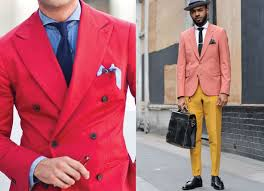 Clothing Colour Combinations A Guide For Men