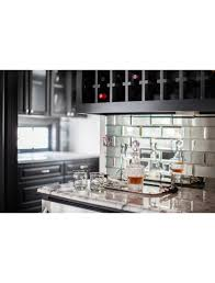 6 X 12 Glass Subway Tile by Buy Reflections Silver 3