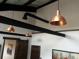 Rejuvenation Copper: The New Grandview Pendant Light With Copper ... Rustic Retro Barn Light Wall Sconce Walls Sconces Fire Chief Angle Sign Retail Lighting Electric Kitchen Industrial Fixtures Oval Iron Cottage Metal Urban Collection 11 14 High Bronze Outdoor Led Pendants Bring Charm Savings To Jersey Oyster Bar Blog Lighting Are Barn Lights Only For Barns Barnlight Originals Barnlight Originals Offers Restaurants Ylistic Professional Clay Is A Stylish Durable Outdoor Garden Wall Light Modern Farmhouse Original Gooseneck Vintage Abolite 18 White Porcelain Industrial With Rlm Arm 12