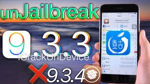 UnJailbreak iOS 9 3 3 NO iOS 9 3 4 Update & Remove Cydia NO