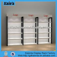 Retail Display Systems Wall Shelving System