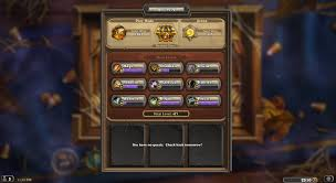 Deathrattle Deck Hearthstone 2017 by Wild Headed For Legend S43 October 2017 Wild Format
