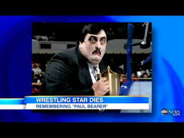 Paul Bearer Wrestler images