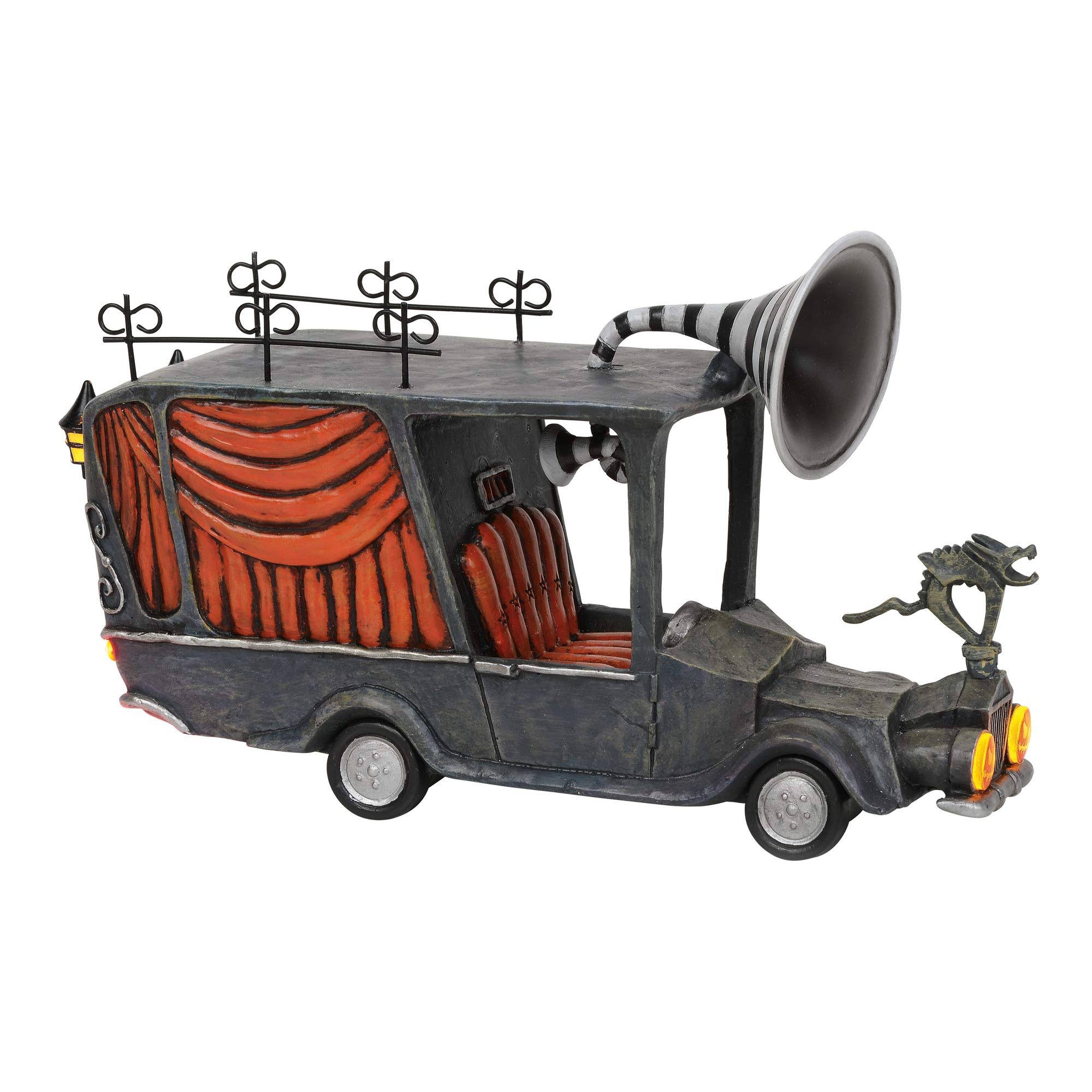 Department 56 Nightmare Before Christmas The Mayor's Car