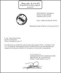 Carta Poder Mexico Simple