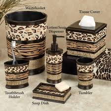 Zebra Print Bathroom Accessories Uk by Animal Print Bathroom Sets Uk Kahtany