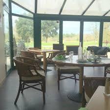 golf de mont de marsan salle avec vue sur le golf photo de restaurant du golf de mont