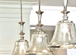 clear glass pendant lights for kitchen island glass clear glass
