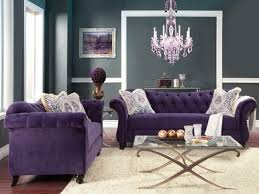 Transitional Living Room Furniture by Antoinette Crystal Button Tufted Transitional Living Room