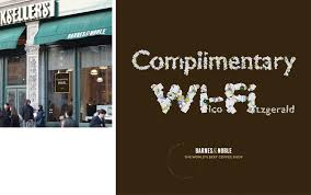 Barnes & Noble Outdoor Advert By Miami Ad School: Wi-Fi | Ads Of ... Bn To Sell Selfpublished Books In Stores Barnes Noble Lead Uconns Bookstore Operation Uconn Today Bgr Gets Cditional Acquisition Offer La Times News The Essential Workplace Conflict Handbook Forest Hills Faces Final Chapter Crains New York Amazon Is Opening Its First Bookstore Todayin A Mall Where Dying Waterstones In The Uk Thriving Businessden And Ending Pavilions Filebarnes Interiorjpg Wikimedia Commons Amp To Open With Restaurants Bars Fortune