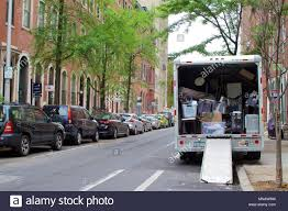 Moving Truck Stock Photos & Moving Truck Stock Images - Alamy How To Pack A Moving Truck Like An Expert Public Storage Blog Box Van Trucks For Sale N Trailer Magazine Camper Vans For Rent 11 Companies That Let You Try Van Life On Find Cheap Rental Car Deals Priceline 85 Penske Rental Reviews And Complaints Pissed Consumer Longdistance Two Men And A Truck One Way Trucks Unlimited Mileage Active Roof Ripped Off Budget By Low Bridge Youtube Boston Ma Best Resource 10 Cheapskate Tips Tricks Thecraftpatchblogcom Chicago Insider