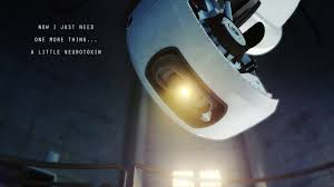 Glados Ceiling Lamp Amazon by Authors Electric Nick Green Through The Portal