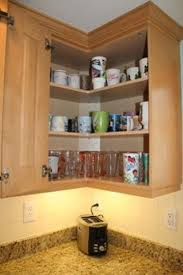 Corner Kitchen Wall Cabinet Ideas by Upper Corner Kitchen Cabinet Ideas Exitallergy Com