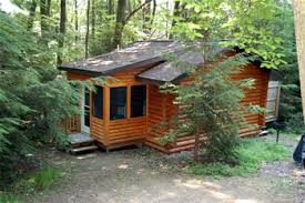 Cook Forest Evergreen Cabins 7