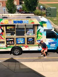 100 Snack Truck Samford Softball On Twitter The Kona Ice Has Arrived For A
