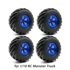 4Pcs Wheel Rim Tire Set For 1/10 RC Monster Truck Traxxas HIMOTO HSP ... Traxxas Stampede Rtr Monster Truck Ckroll No Battycharger Erevo Vxl 20 4wd Electric Green By Rc Toys Skully Unboxing Walk Around And Test Bigfoot Review Big Squid Car Its Hugh The Xmaxx From 110 Helilandcom Traxxas 360841 Bigfoot W Xl55 Firestone Tour Wheels Water Engines Bts Uerground Team Rcmart To Roll Into Kelowna Salmon Arm Obsver Of The Week 9222012 Truck Stop 2wd Scale Silver Cars Trucks
