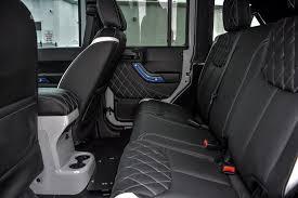 Line X Custom Trucks Unlimited Present Pre Owned 2017 Jeep Wrangler ...
