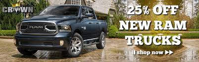 Crown Dodge Chrysler Jeep Ram FIAT | Pascagoula, MS
