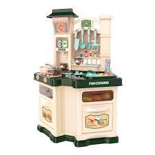 import vorschule spielzeug pädagogisches spielen spray musik acoustooptic wasser große küche spielzeug buy spray küche product on alibaba