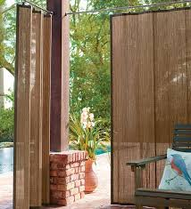 Roll Up Patio Shades by Elegant Bamboo Shades For Patio With Patio Roll Up Blinds