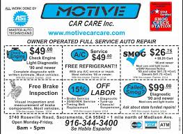 motive car care 38 reviews auto repair 5740 roseville rd