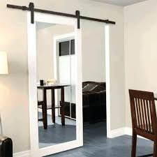 Mirrored Sliding Barn Door Ideas With Doors Also Exterior Kit ... House Revivals Barn Door Hdware Guide Create A New Look For Your Room With These Closet Ideas Garage Modern Interior General Contractors Design Laminate Idea Gallery Double Tracksliding Track And Wheels Sliding Rustic Industrial Doors White Shanty Mirrored Sliding Barn Door Asusparapc The Home Depot Handles Knob Suppliers Manufacturers Old Round Mirrored At