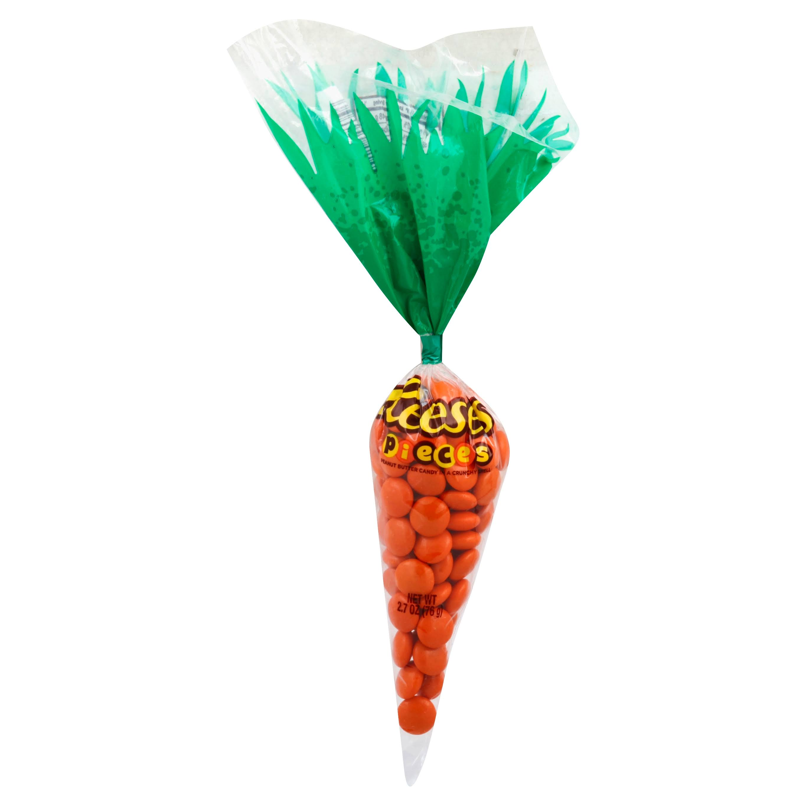 Reese's Pieces Easter Carrot - 2.7oz