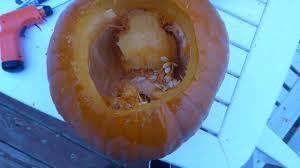Freddy Krueger Pumpkin by Carving A Pumpkin Of Freddy Krueger Youtube