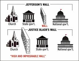 Essay Wall Separation Between Church State The Of And In United States