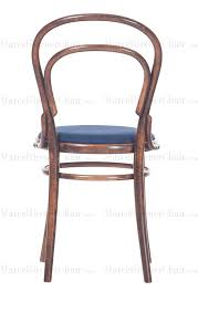Thonet Bentwood Chair Cane Seat by Michael Thonet 14 Era Chair With Cushion Seat