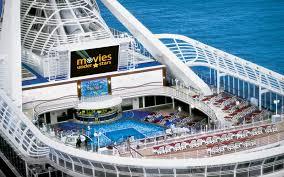 Grand Princess Deck Plan by Caribbean Princess Cruise Ship 2017 And 2018 Caribbean Princess