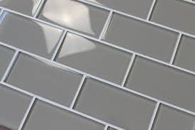 taupe 3x6 glass subway tiles rocky point tile glass and mosaic