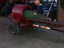Christmas Tree Baler by Choose And Cut Trees To Please Llc Premium Quality Christmas Trees