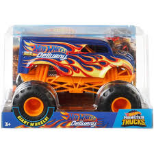 100 Shark Wreak Monster Truck Amazoncom Hot Wheels S Dairy Delivery Vehicle Toys