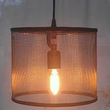 Shop Black Drum Lamp Shade on Wanelo